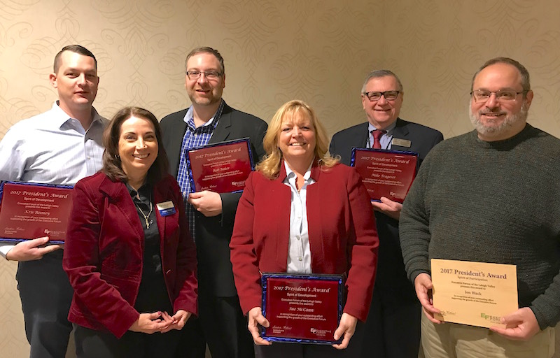 Executive forum awards lehigh valley