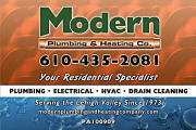 Modern Plumbing and Heating Company - Ray Sullivan